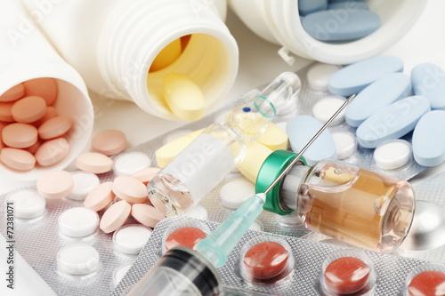 Pills/drug Plakat