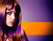 girl with colored hair-haircolors 34