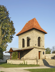 Church of Sts. Peter and Paul in Stopnica. Poland