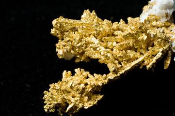 pure wire gold