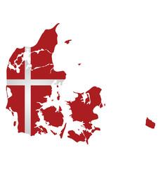 Flag of the Kingdom of Denmark