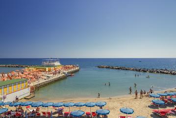 San Remo Strand