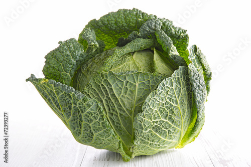 canvas print picture cabbage