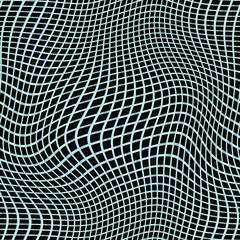 seamles blue mesh texture