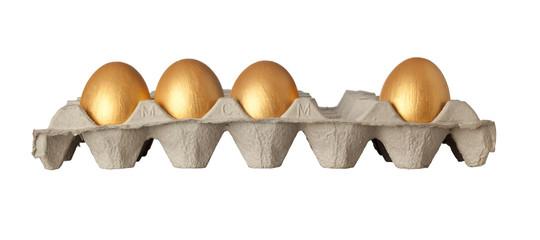 One golden egg stolen