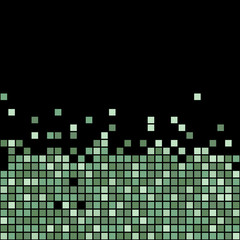 A pixel art style vector background