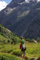 randonnée - parc national des écrins