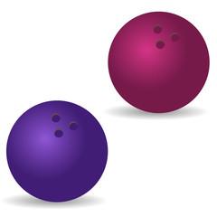 Боулинг шар (bowling ball)