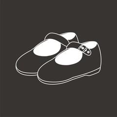 Zapatos negativo