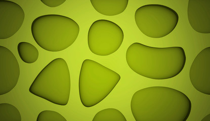 Cell mesh background