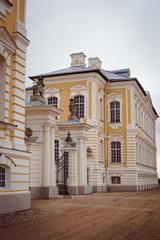 Rundale Palace, park