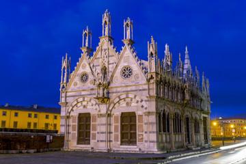 Old church: Chiesa della Spina