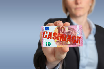 10 Euro Cashback