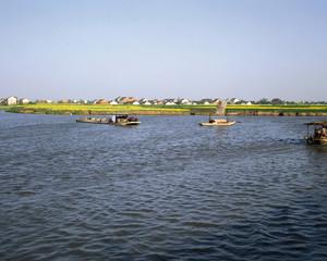 река в азии