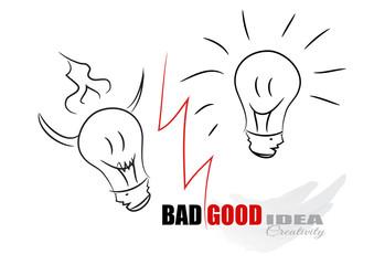 Bulb - bad or good your idea