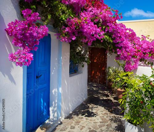 Santorini. greece - 72409801