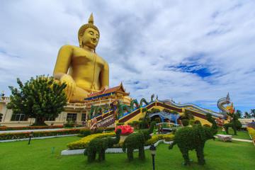 Wat Muang , Buddha