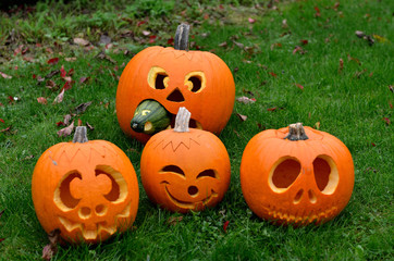 Pumpkin Carving VI
