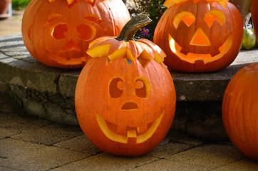 Pumpkin Carving V