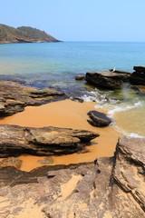 Buzios beach in Brazil