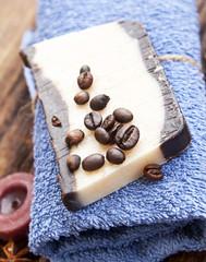 Organic Coffee Homemade Soap