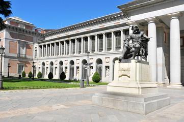 Museo del Prado in Madrid, Spain