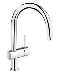 Chrome faucet for bathroom 11