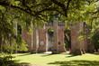 Old Church Ruins, from South Carolina