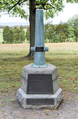Ambrose P Hill Monument, Gettysburg, PA
