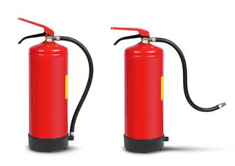Handheld fire extinguisher