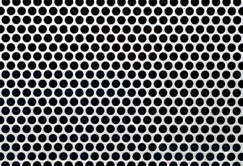 Texture and background of sliver metal screen mesh