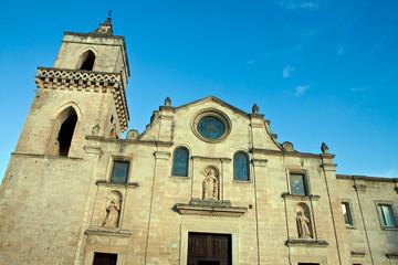 Matera, San Pietro Caveoso church