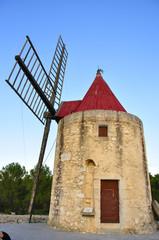 Le moulin d'Alphonse Daudet (Fontvieille)