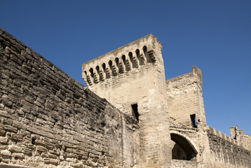 Fortress detail