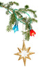 Star in tree