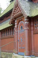 Stabkirche in Hahnenklee (1908, Goslar, Niedersachsen)