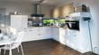 Kitchen in family home - Küche in Einfamilienhaus