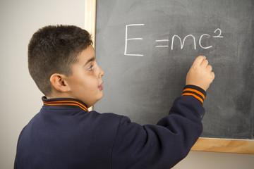 Math Formula On The Board