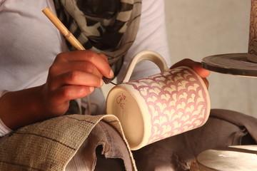 artigianato locale decorazioni borse