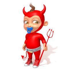 Baby Jake devil