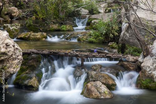 Papiers peints Cascades Cascade d'Akchour