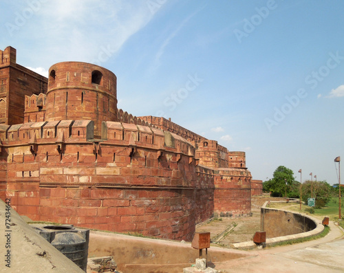 canvas print picture Agra Fort