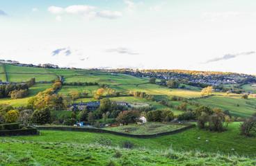 イギリス 田園風景 Northern England