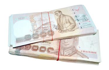 Thailand bank notes 150 thousands