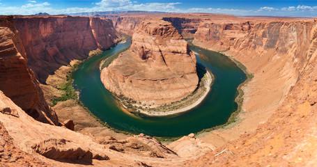 Horse Shoe Bend of Colorado River