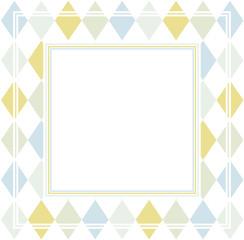light diamond border