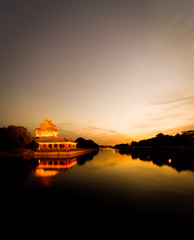 China, Forbidden City, BeiJing