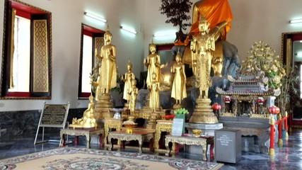 Wat Pho in bangkok thailand
