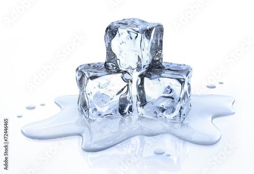 3 Eiswürfel