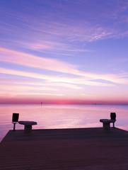 Sunrise Way to Heaven